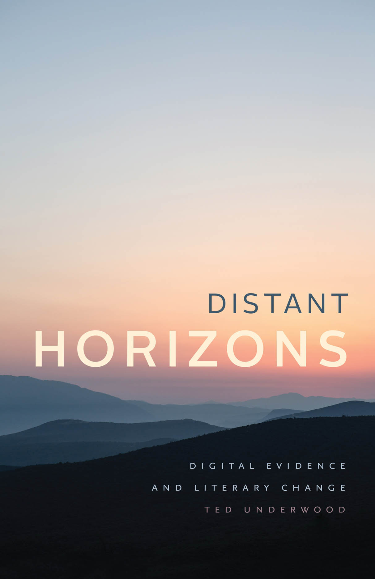 Distant Horizons: Digital Evidence and Literary Change