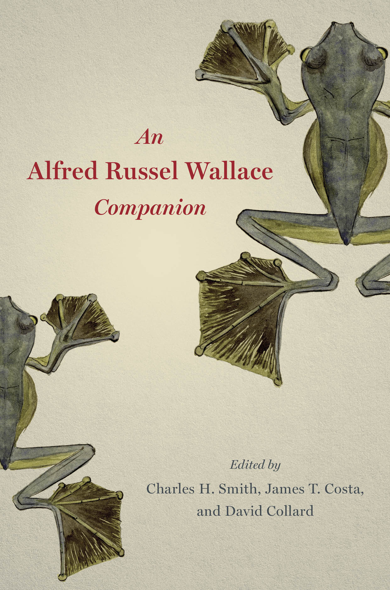 An Alfred Russel Wallace Companion