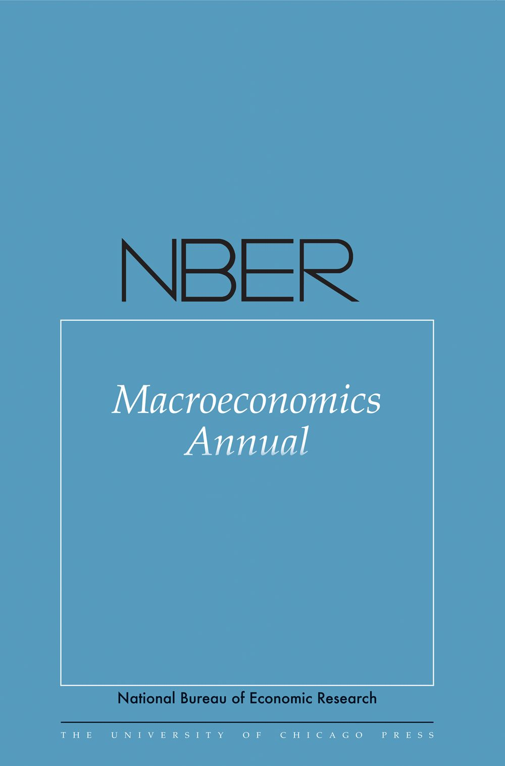 NBER Macroeconomics Annual 2018: Volume 33