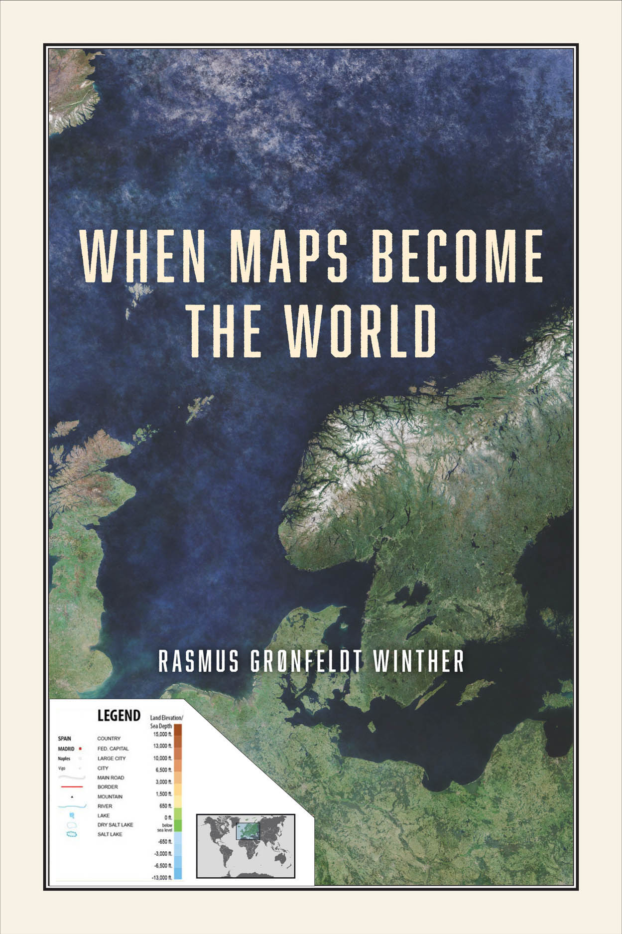 When Maps Become the World