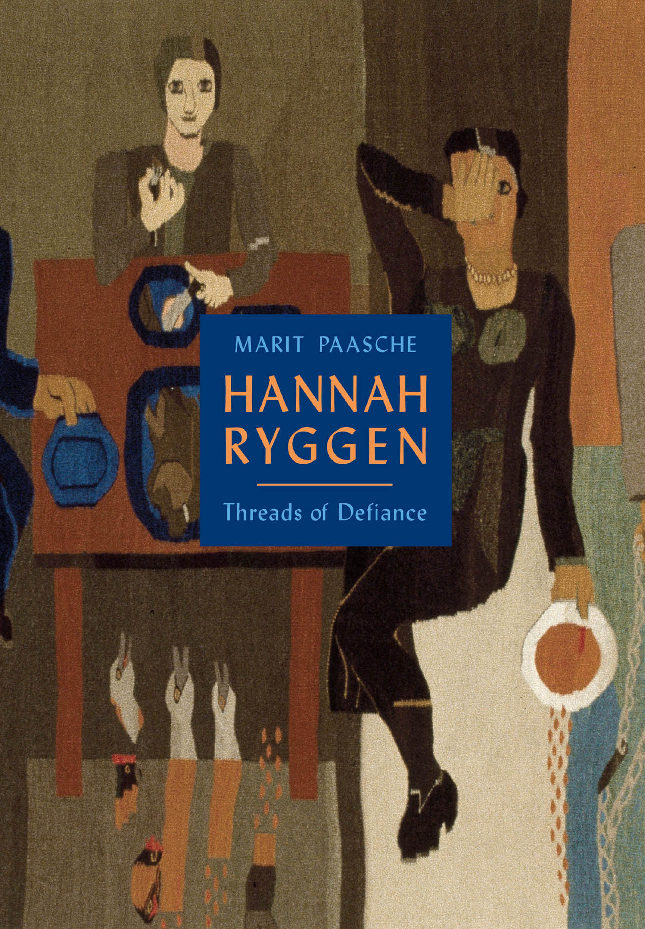 Hannah Ryggen: Threads of Defiance