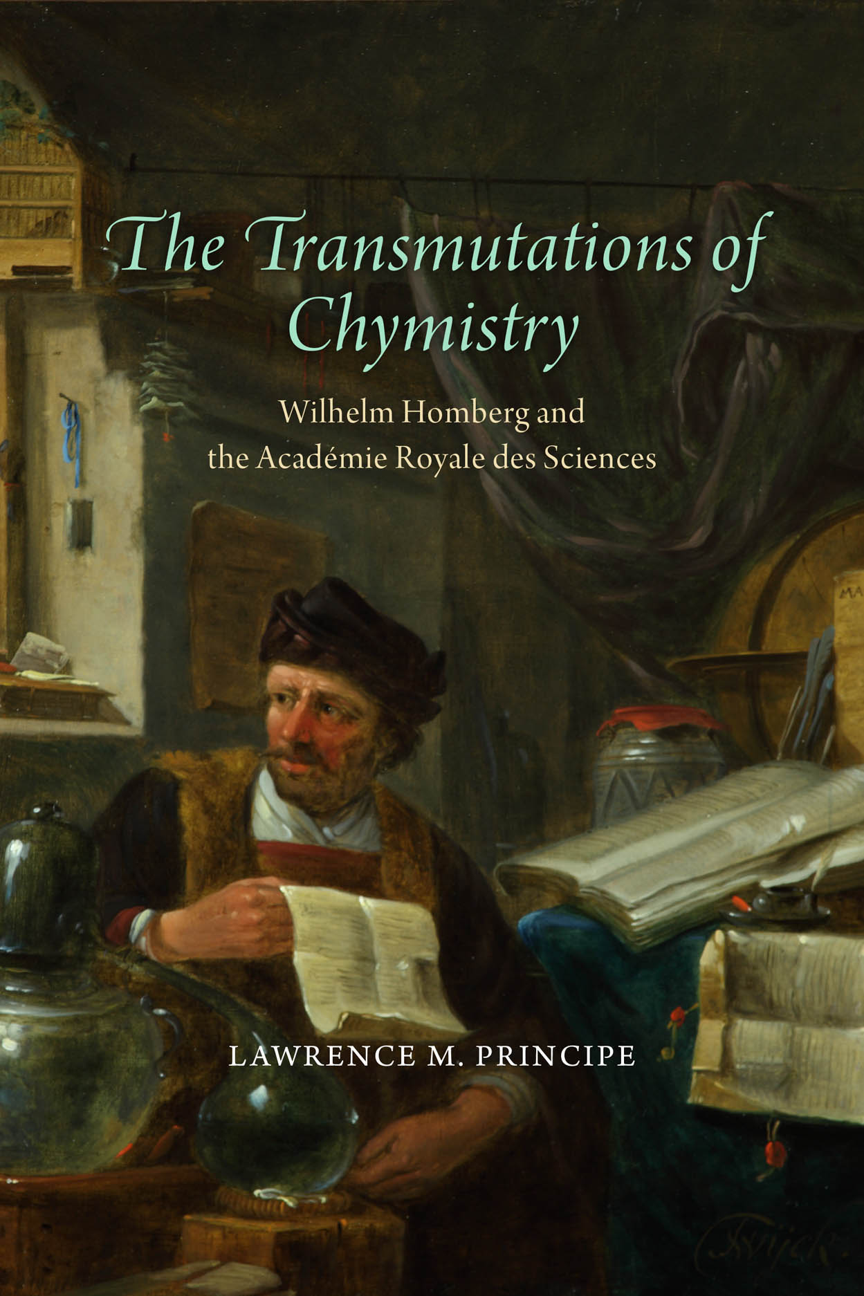 The Transmutations of Chymistry