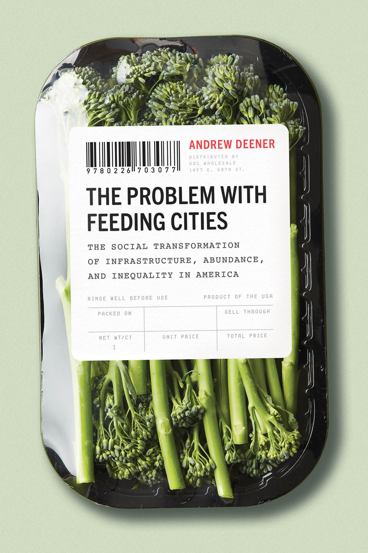 The Problem with Feeding Cities