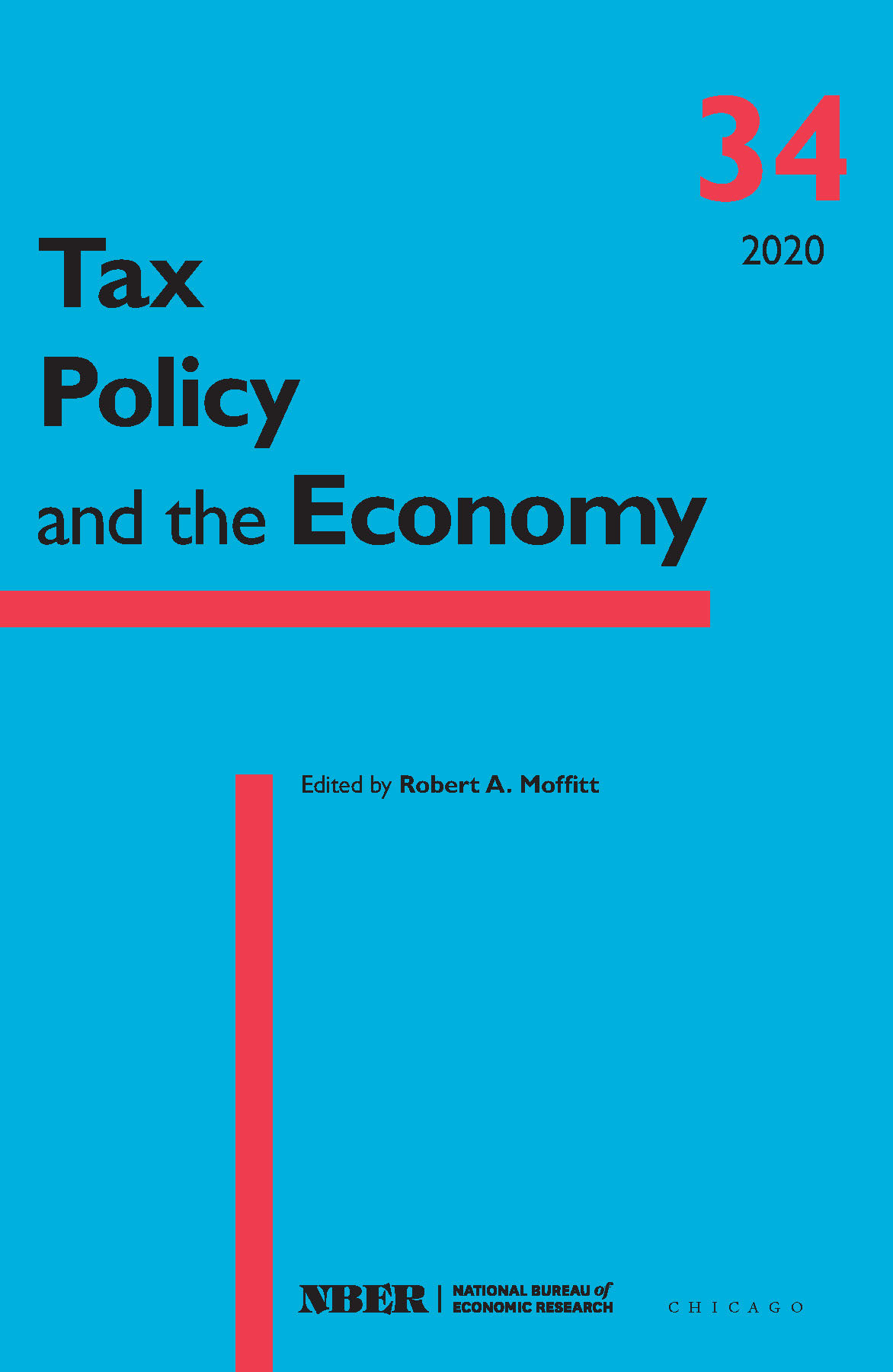 Tax Policy and the Economy, Volume 34