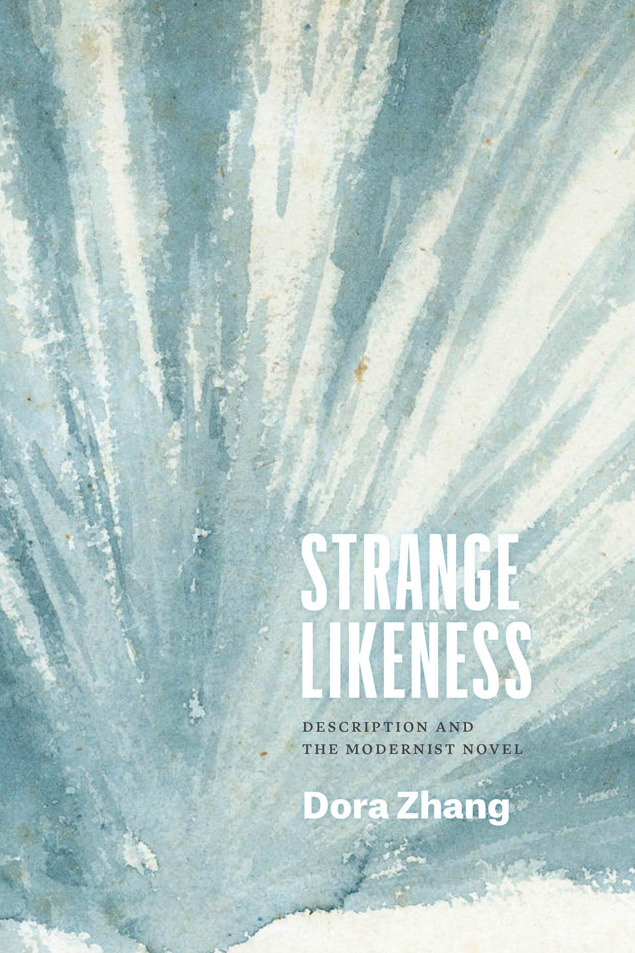 Strange Likeness: Description and the Modernist Novel