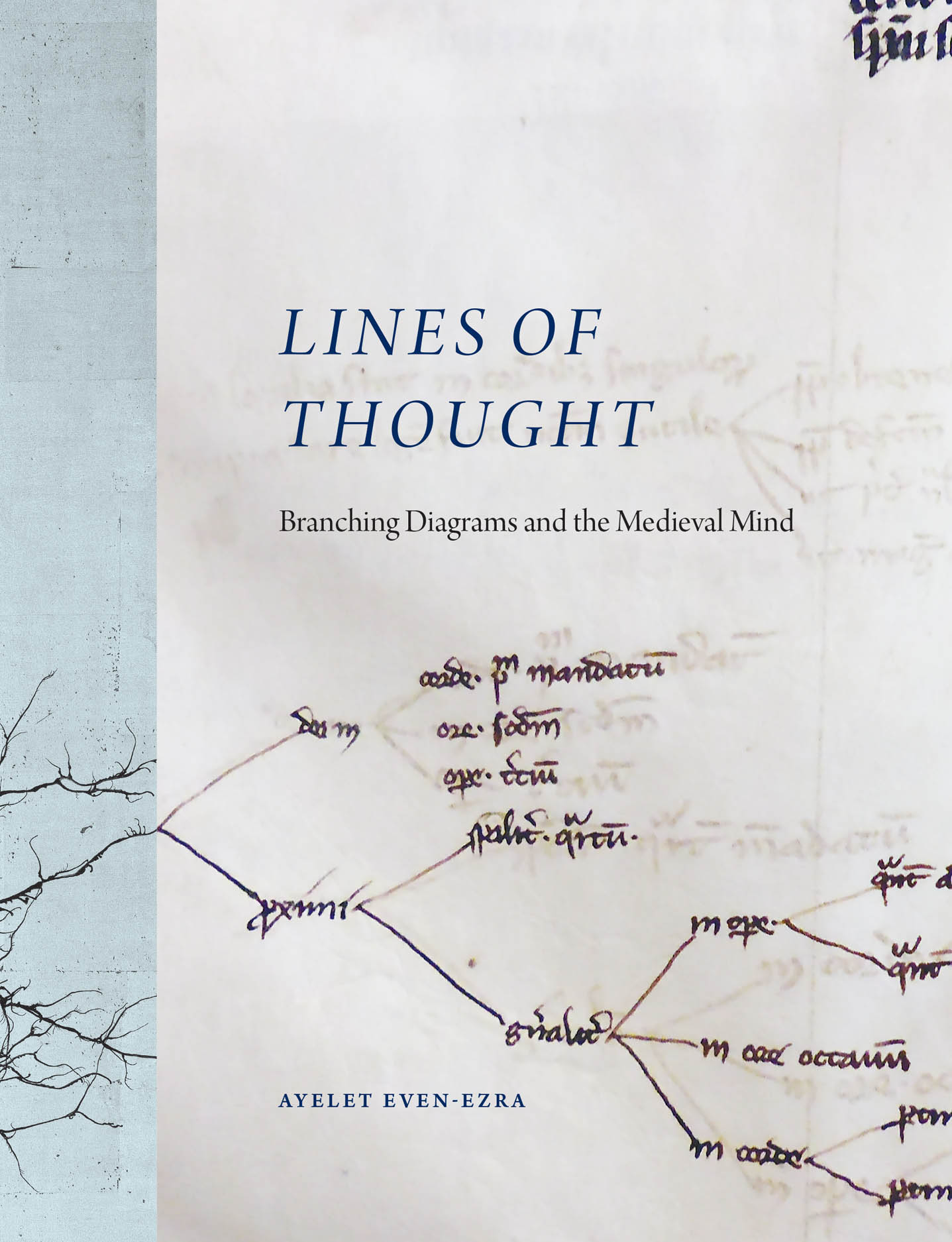 Lines of Thought: Branching Diagrams and the Medieval Mind