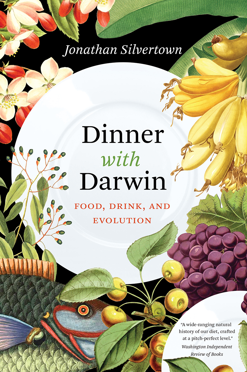 Dinner with Darwin: Food, Drink, and Evolution