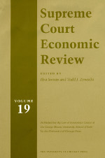The Supreme Court Economic Review, Volume 19
