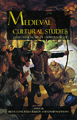 Medieval Cultural Studies: Essays in Honour of Stephen Knight