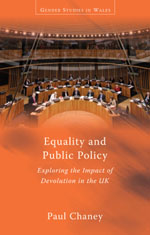 Equality and Public Policy