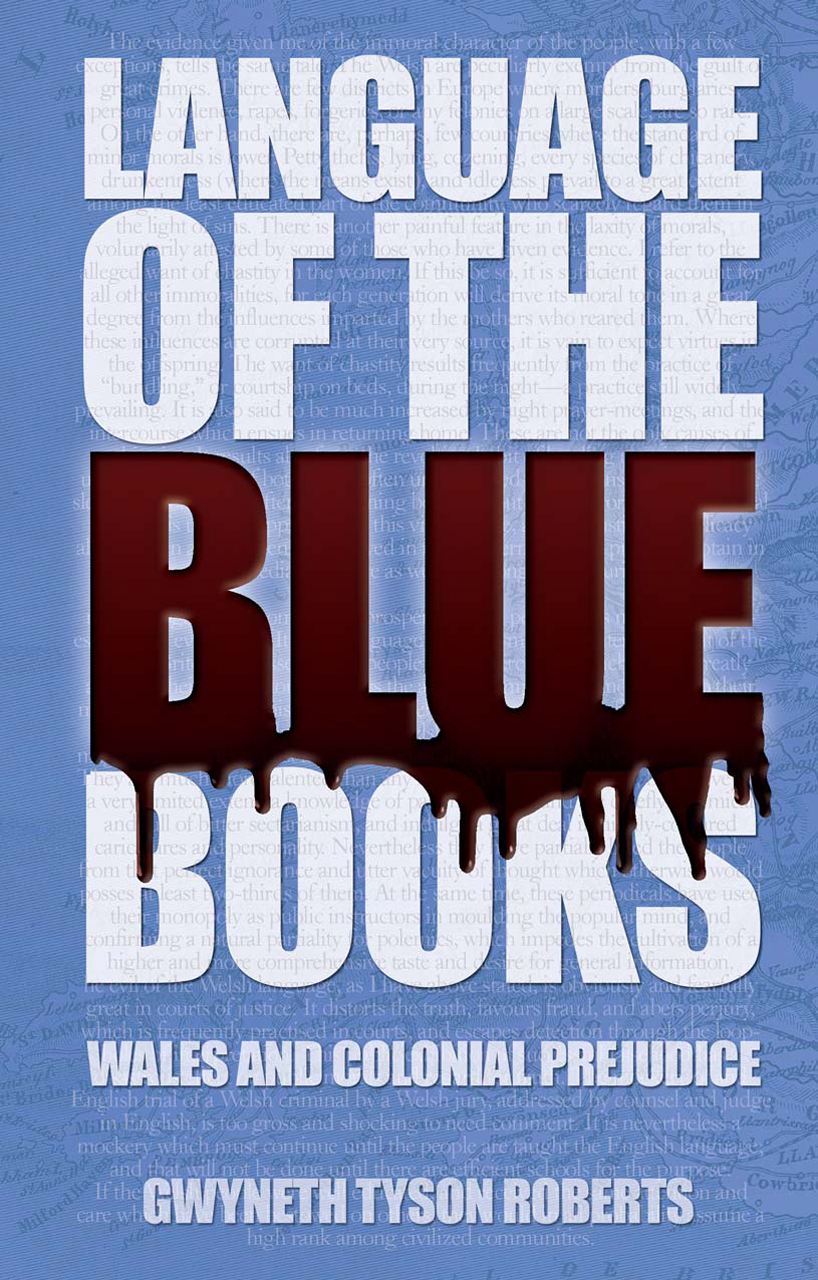 The Language of the Blue Books