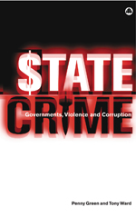 State Crime: Governments, Violence and Corruption