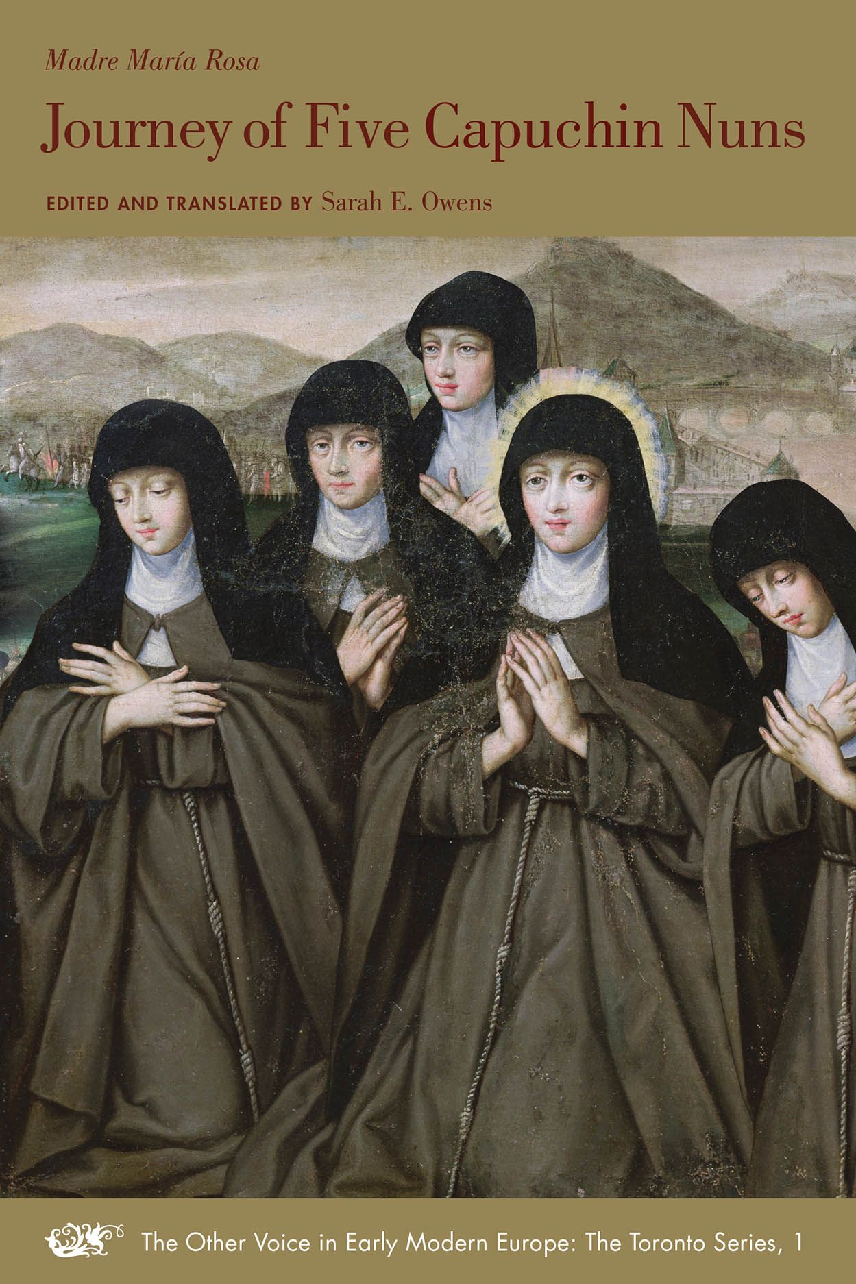 Journey of Five Capuchin Nuns