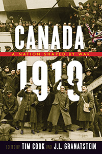 Canada 1919: A Nation Shaped by War