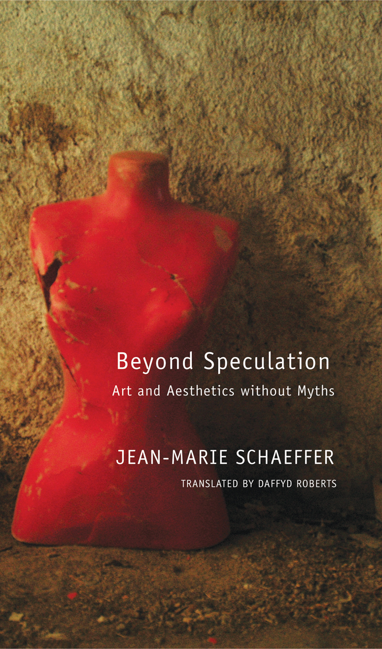 Beyond Speculation: Art and Aesthetics without Myths