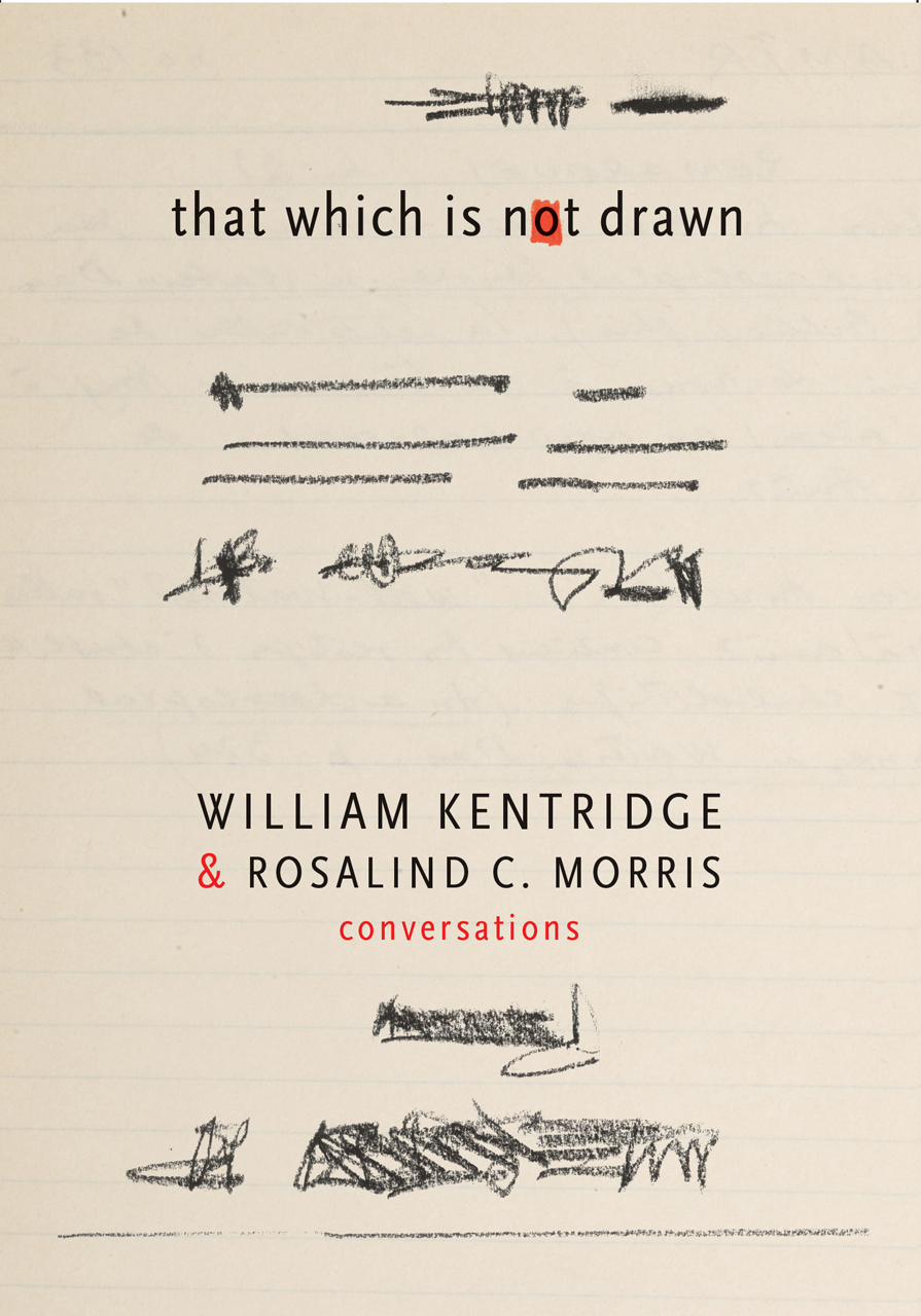 That Which Is Not Drawn: Conversations