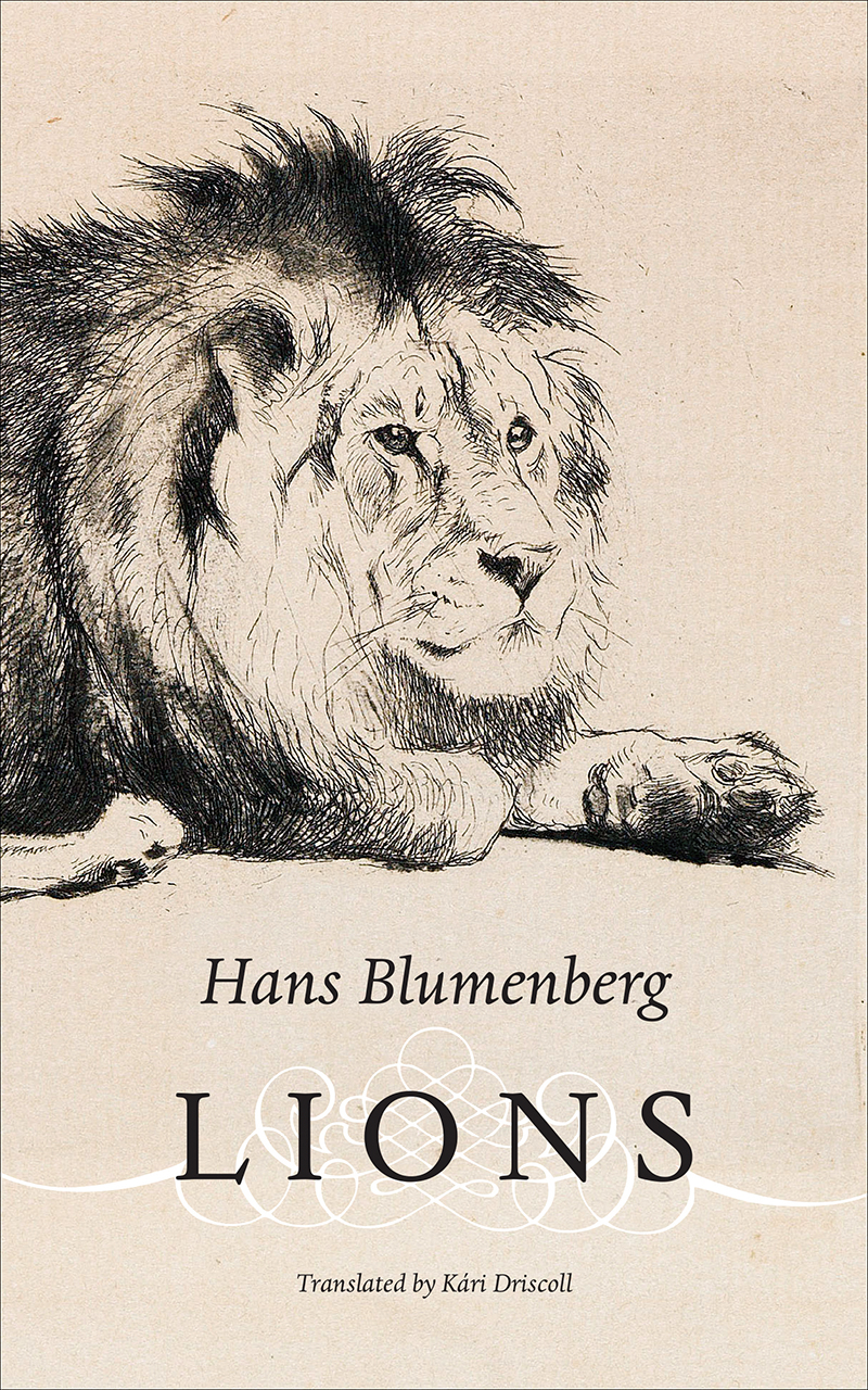 Lions Book Cover