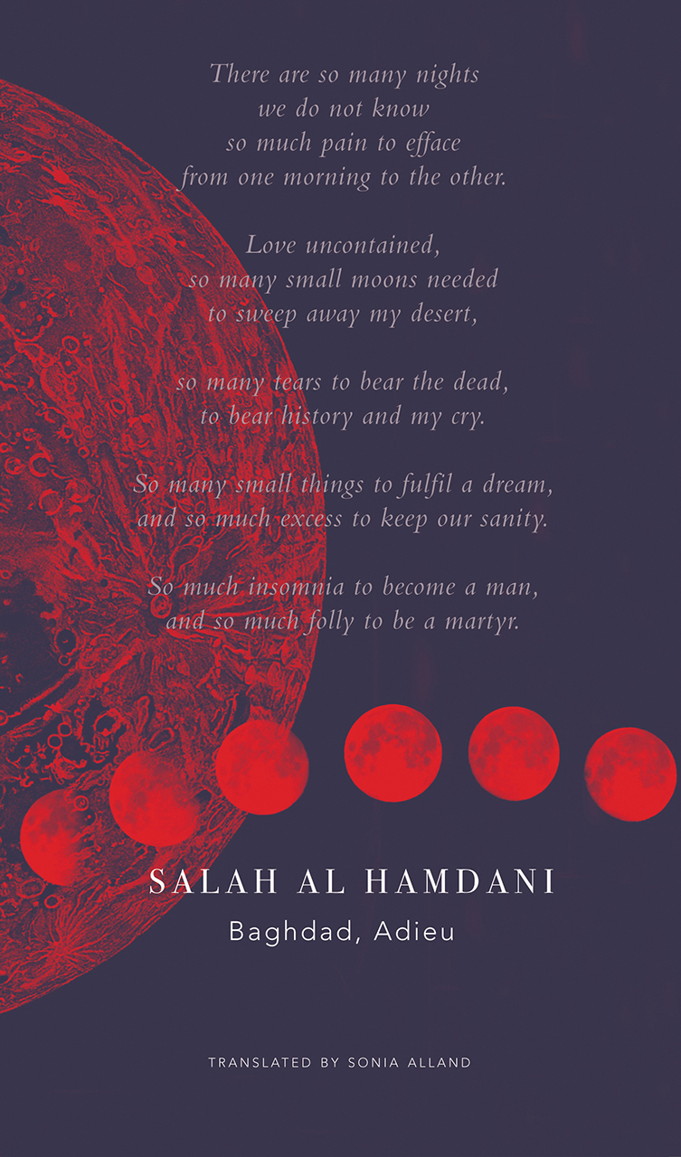 Baghdad, Adieu: Selected Poems of Memory and Exile