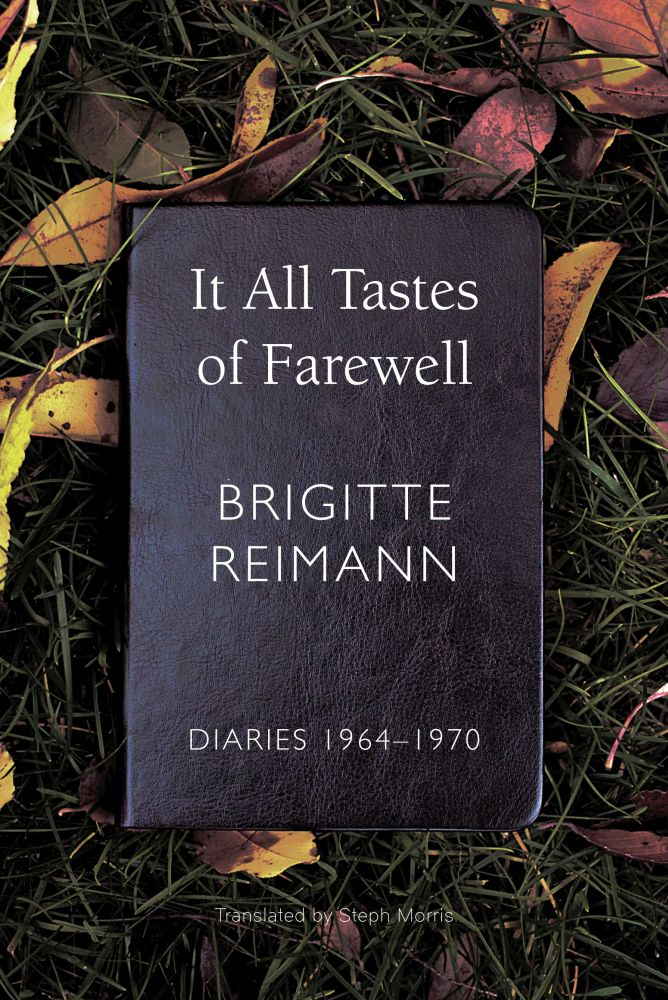 It All Tastes of Farewell: Diaries, 1964–1970