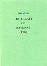 Treaty Of Bayonne (1388)