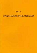 Ensaladas Villanescas' From The 'Romancero Nuevo'