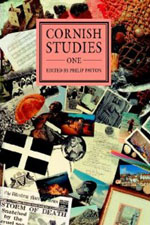 Cornish Studies Volume 1: Cornish Studies: One
