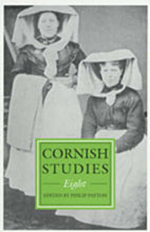 Cornish Studies Volume 8
