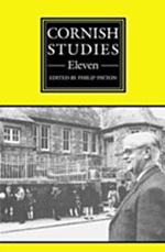 Cornish Studies Volume 11