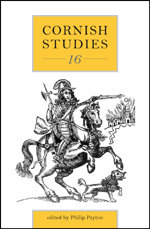 Cornish Studies, Volume 16