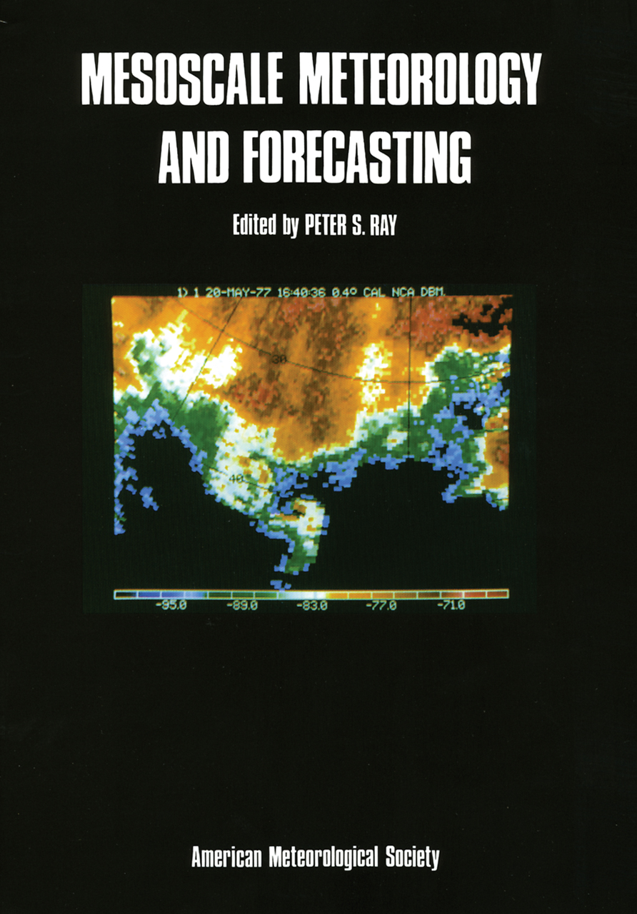 Mesoscale Meteorology and Forecasting