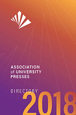 Association of University Presses Directory 2018