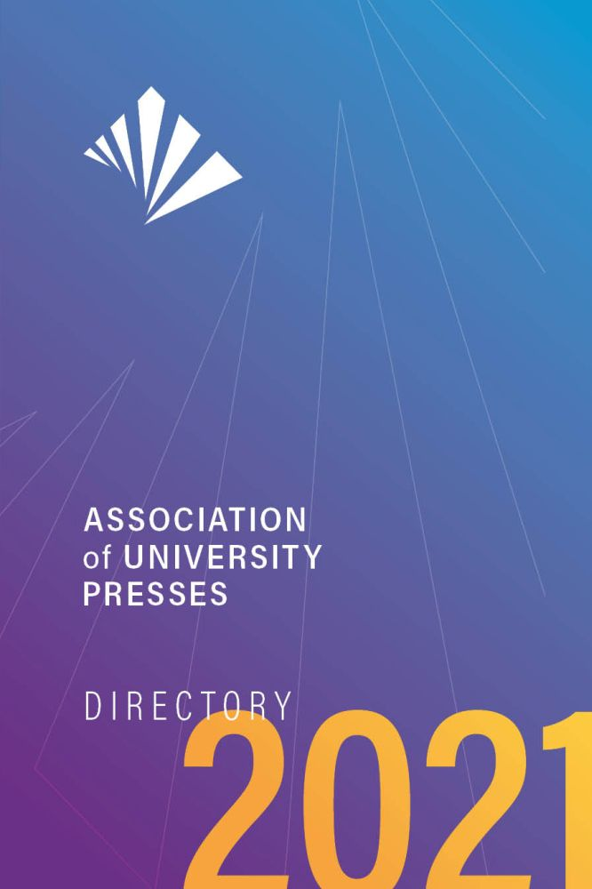 Association of University Presses Directory 2021