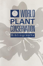 World Plant Conservation Bibliography