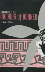 Checklist of the Orchids of Borneo