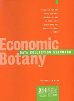 Economic Botany Data Collection Standard