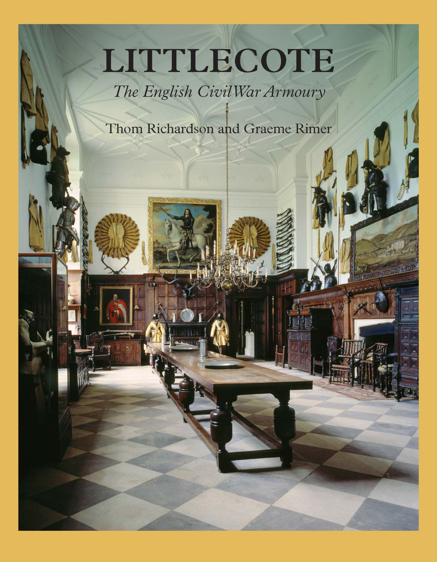 Littlecote: The English Civil War Armoury
