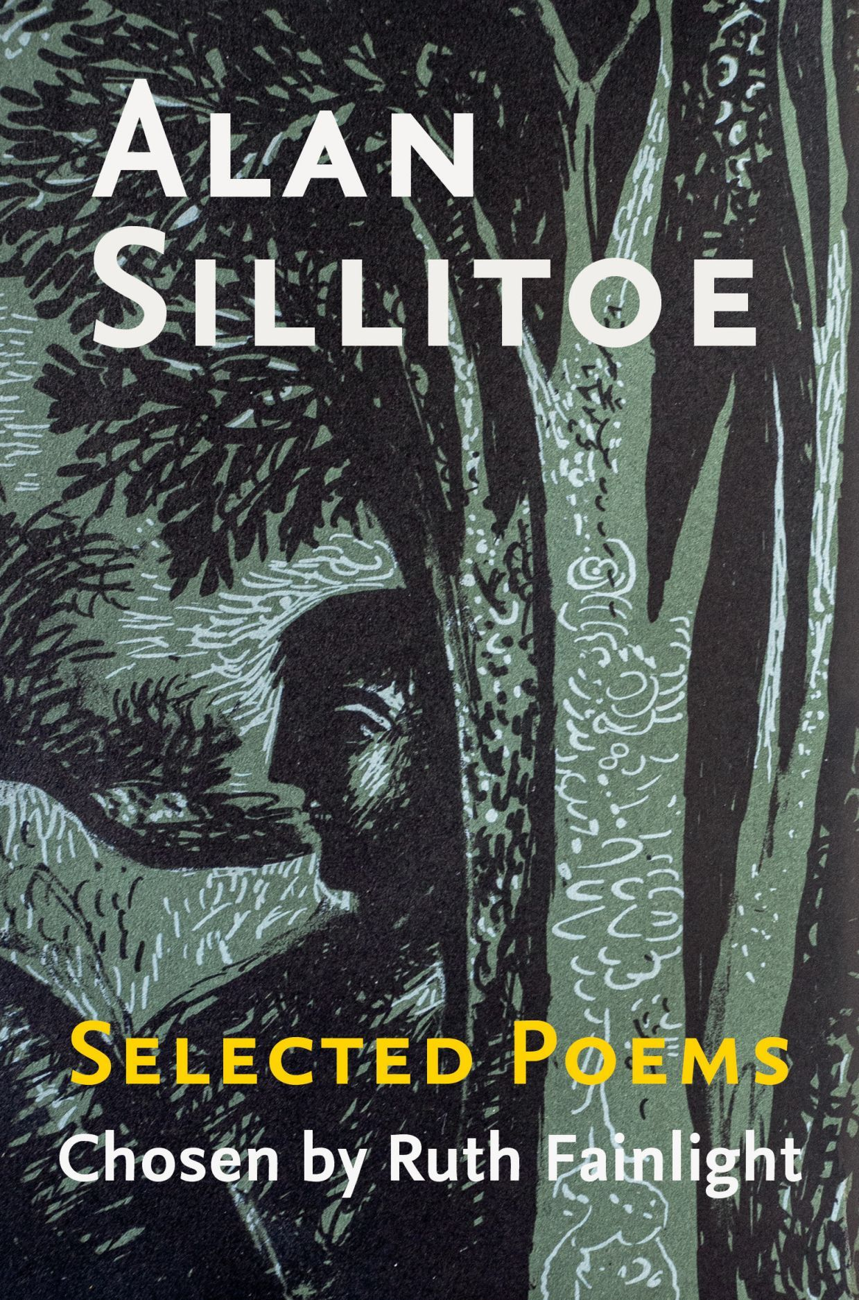 Alan Sillitoe Selected Poems: Selected Poems Chosen by Ruth Fainlight