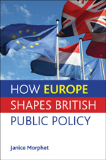 How Europe Shapes British Public Policy