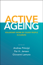 Active Ageing: Voluntary Work by Older People in Europe