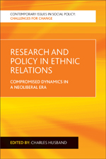 Research and Policy in Ethnic Relations