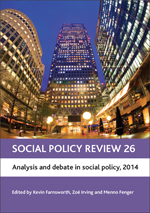 Social Policy Review 26: Analysis and Debate in Social Policy, 2014