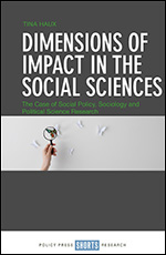 Dimensions of Impact in the Social Sciences