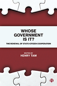Whose Government is It?: The Renewal of State-Citizen Cooperation