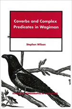 Coverbs and Complex Predicates in Wagiman