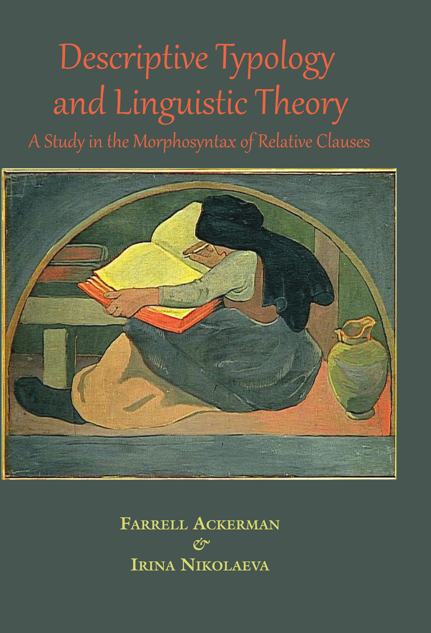 Descriptive Typology and Linguistic Theory: A Study in the Morphology of Relative Clauses