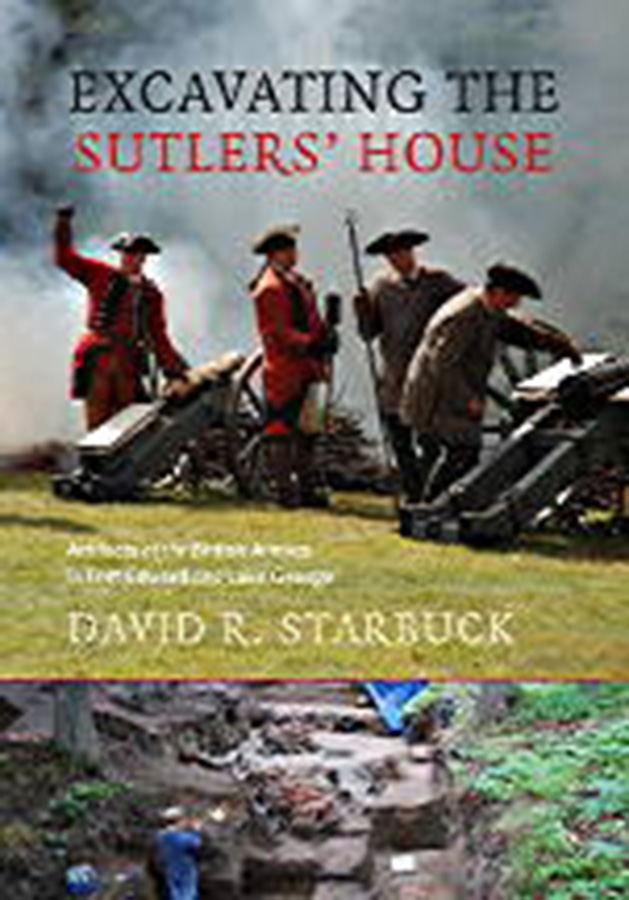 Excavating the Sutlers' House