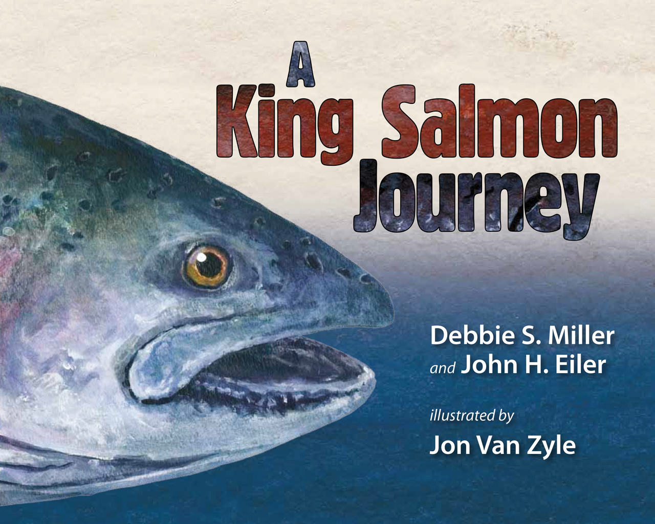 A King Salmon Journey