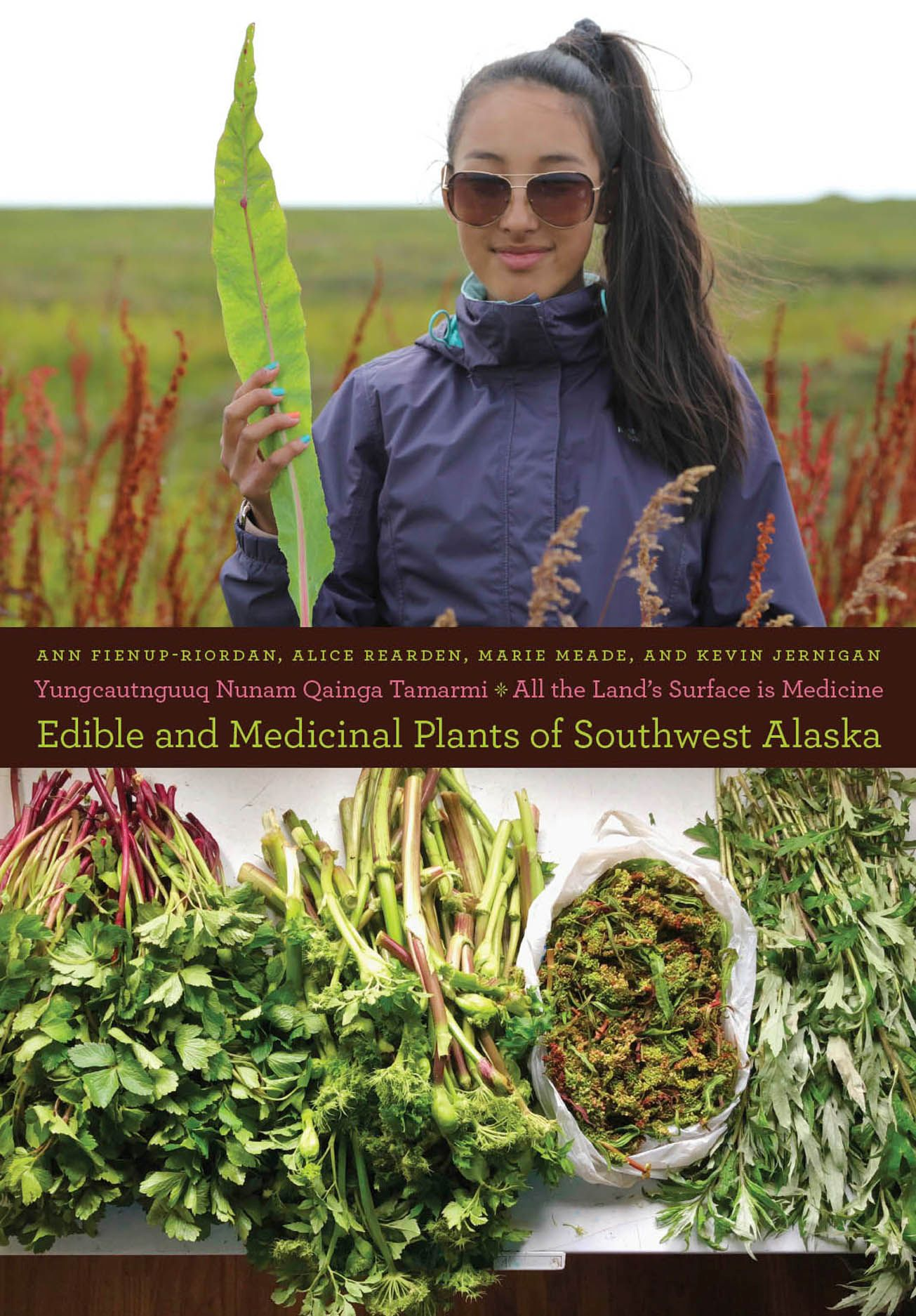 Yungcautnguuq Nunam Qainga Tamarmi/All the Land's Surface is Medicine: Edible and Medicinal Plants of Southwest Alaska