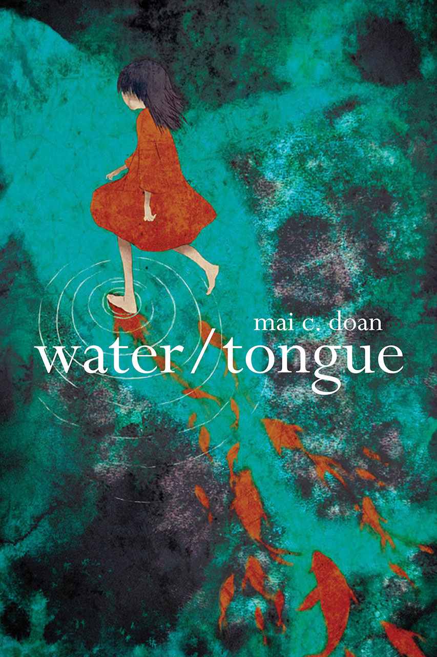 water/tongue