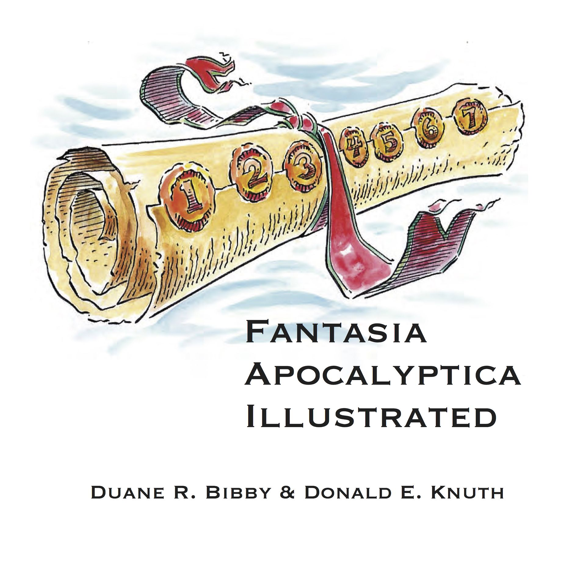 Fantasia Apocalyptica Illustrated